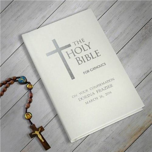 Personalised Catholic Bible
